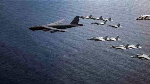 B-52 không dám bay qua Donbass theo yêu cầu từ Ukraine
