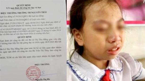 Phụ huynh tố ngược cô giáo ở Hà Giang tát học sinh
