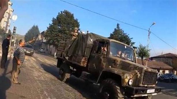 Armenia công bố lệnh tổng động viên, thiết quân luật