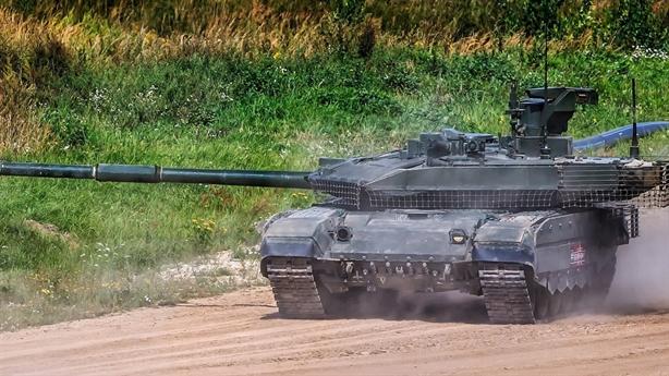 T-90M trang bị hệ thống phòng vệ nhỉnh hơn tăng Israel