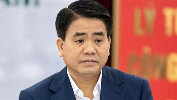 Thủ tướng phê chuẩn kết quả bãi nhiệm ông Nguyễn Đức Chung