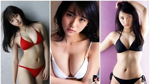 Thiên thần nội y Nhật gợi cảm khiến triệu người mê mẩn