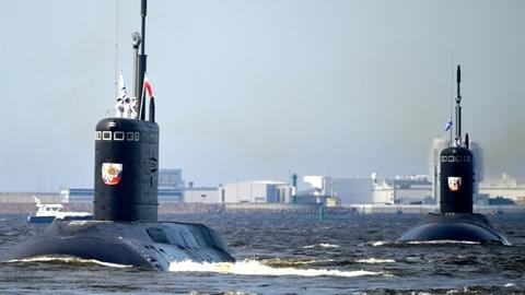 Hải quân Mỹ lo lắng về khả năng của tàu ngầm Nga