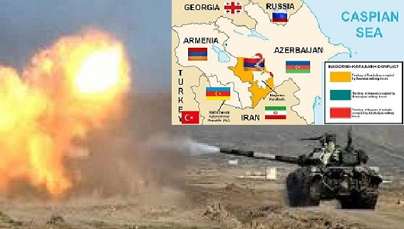 Thổ Nhĩ Kỳ không ném quân vào lò lửa Nagorno-Karabakh?