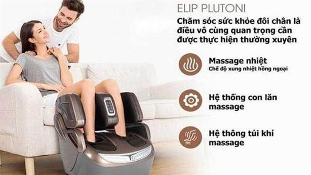 Kinh nghiệm chọn mua máy massage chân giá rẻ