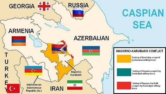 Xung đột Nagorno-Karabakh: Lo thêm một Syria mới?