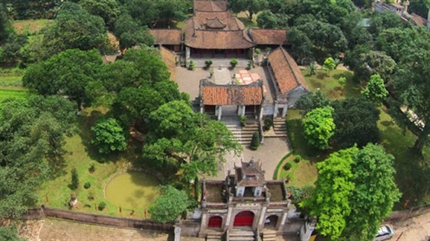 Đền thờ Ngô Quyền ở Cổ Loa: Lấy truyền thống làm chính