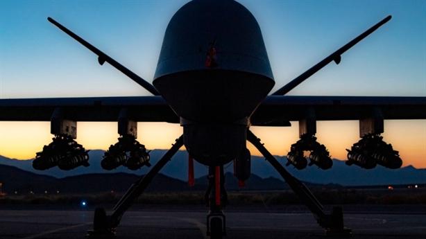 MQ-9 thành cỗ máy tấn công ngang cường kích