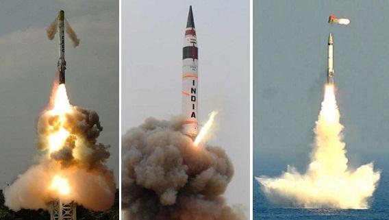 Ấn Độ trở thành cường quốc tên lửa thế giới
