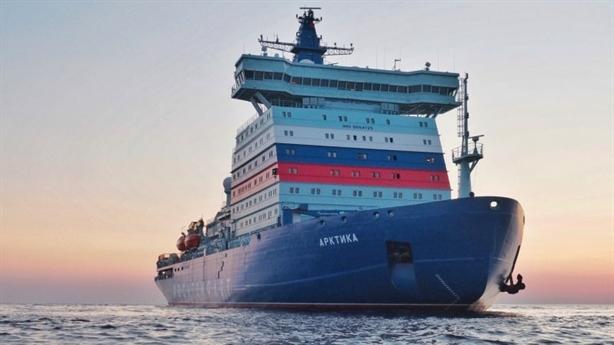 'Tàu Arktika giúp Nga hạn chế hoạt động của đối thủ'