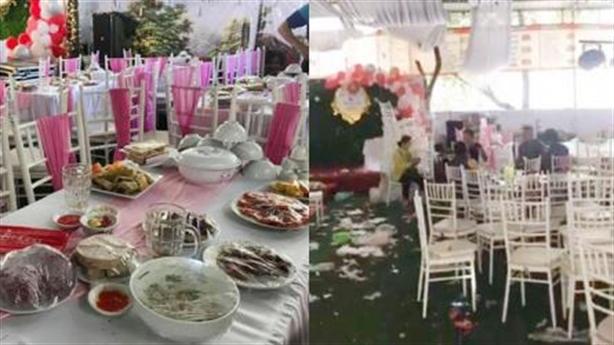 150 mâm cỗ cưới bị bùng được giải cứu như thế nào?