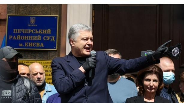 Ông Poroshenko và con gái nhiễm COVID-19