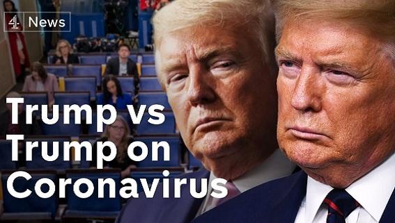 Tổng thống Donald Trump đang giành được sự thương mến