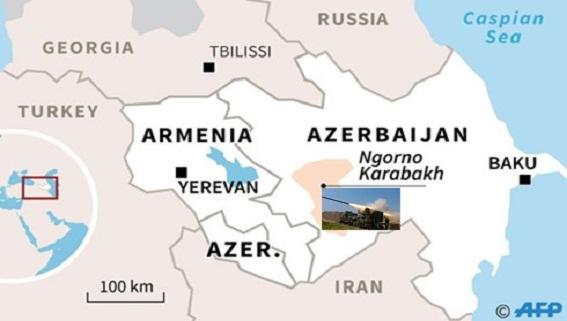 Nguy cơ xung đột Nagorno-Karabakh leo thang thành chiến tranh Azerbaijan-Armenia