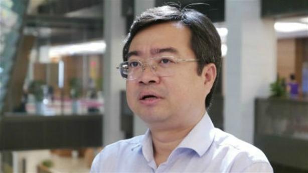 Ông Nguyễn Thanh Nghị trở lại làm Thứ trưởng Bộ Xây dựng