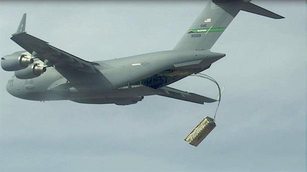 Mỹ biến C-17 thành máy bay tấn công khủng khiếp hơn B-52H