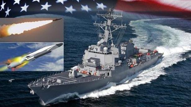 Chiến hạm Mỹ-NATO nườm nượp vào Biển Đen