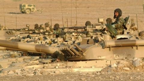 Iran sẵn sàng cung cấp 200 xe tăng cho Armenia?