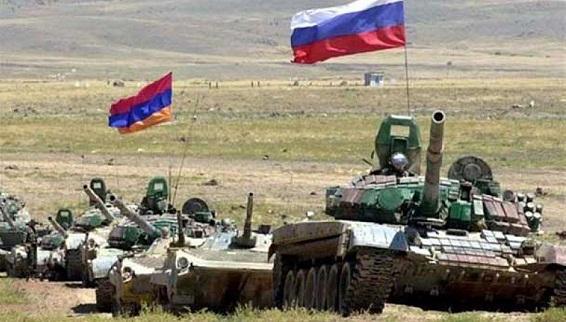 Armenia tin chiếc ô bảo vệ của Nga sẽ giương đúng lúc