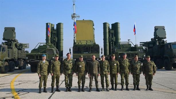 Nga - Iran không phạm luật khi thực hiện thương vụ S-400