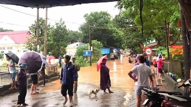 Lào Cai: Xuất hiện mưa lớn dị thường, một người tử vong