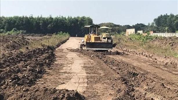 Phạt Cty Gia Hưng Hưng Yên lấy đất lúa làm dự án
