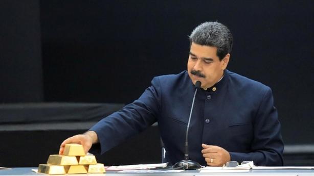 Venezuela có chiến thắng đầu tiên vụ hồi hương vàng