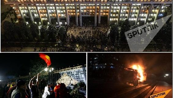 Từ Belarus, 'lửa dân chủ' cháy lan sang Kyrgyzstan
