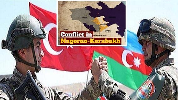 Thổ Nhĩ Kỳ đang thêm dầu vào lửa ở Nagorno-Karabakh?