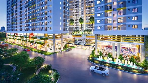 Bất động sản Thuận An có thêm cơ hội phát triển