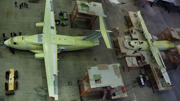 Nga trang bị máy bay vận tải Il-112V siêu hạng