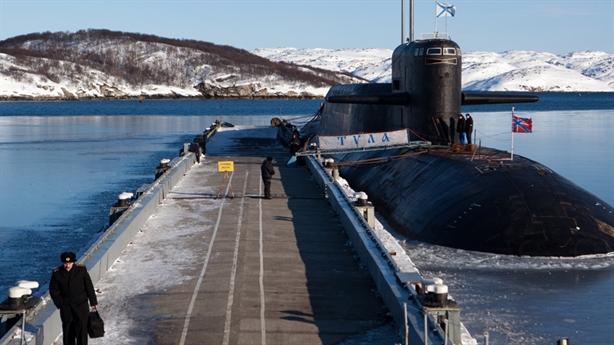 Sức mạnh ít biết của tàu ngầm K-114 khi trở lại biển
