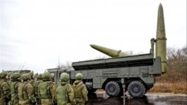 Khi nào thì Nga động binh tại Caucasus?