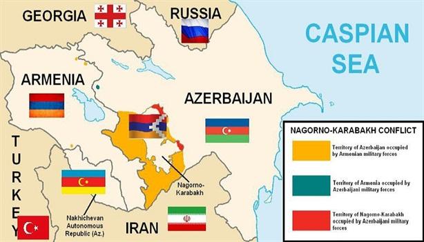 Xung đột Nagorno-Karabakh: Từ khi Liên Xô tan rã...