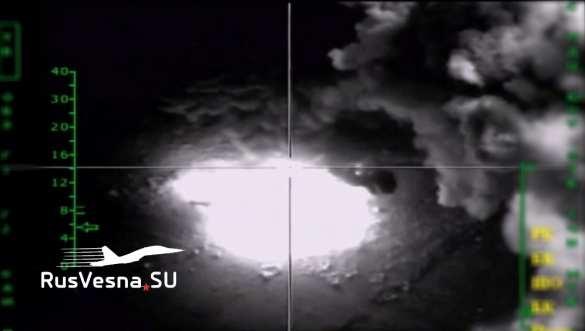 Nga dội hỏa lực gần căn cứ Mỹ