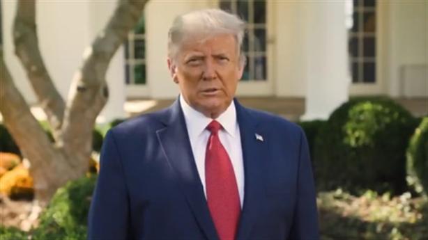 Trở lại sau khi mắc COVID-19, ông Trump bắt đền Trung Quốc