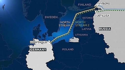 Ba Lan nói như Mỹ cố trừng phạt Nord Stream-2?