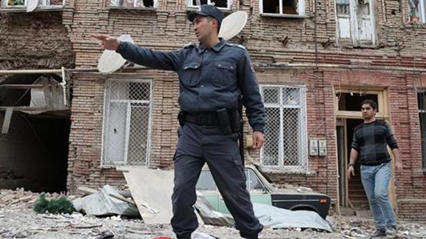 Khi bị dồn chân tường Armenia có thể nhấn chìm 1/2 Azerbaijan?
