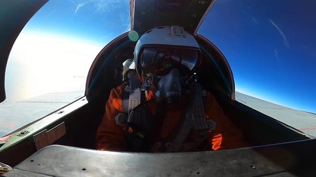 Tiêm kích siêu âm Nga đánh chặn mục tiêu cao 20km