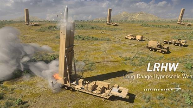 Mỹ công bố hình ảnh LRHW bay nhanh hơn Zircon