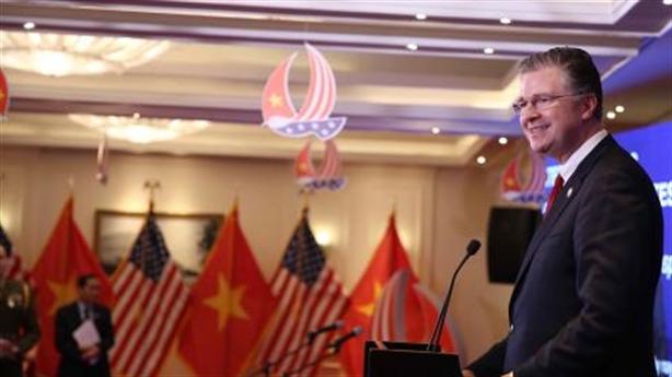Mỹ kỷ niệm 25 năm quan hệ đối tác với Việt Nam