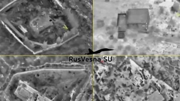 Nga tấn công quân khủng bố được Ankara điều đến Karabakh