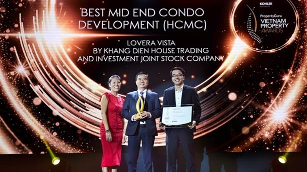Công bố doanh nghiệp và dự án đạt giải Vietnam Property Awards-2020
