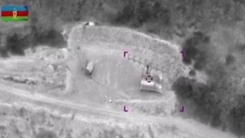 Cuộc tấn công chưa từng có nhằm vào căn cứ Hmeimim