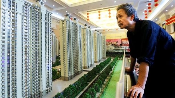 Núi nợ khổng lồ của các tập đoàn BĐS Trung Quốc