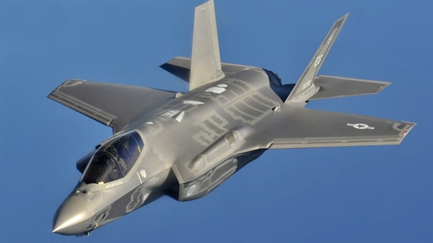 Lầu Năm Góc chê bai F-35 Lightning