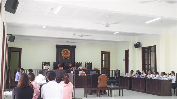 Vụ án Ngô Minh Chiến: 'Mong chờ một bản án công tâm'