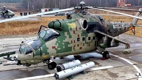 Nga hoàn thành nâng cấp Mi-35 lên phiên bản 'kỹ thuật số'