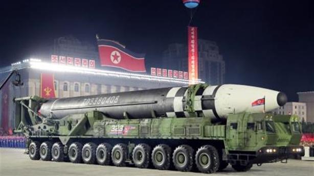 Mỹ toát mồ hôi vì siêu tên lửa Triều Tiên