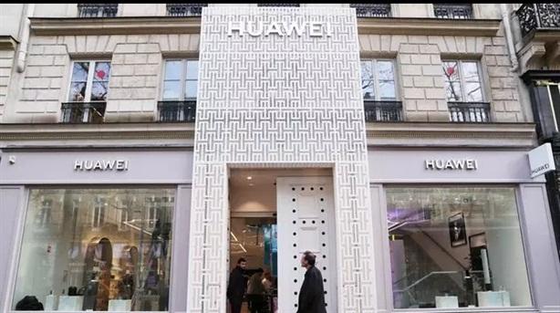 Huawei bắn tin mừng khi thất bại liên tiếp ở EU